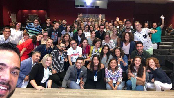 Crónica del I encuentro nacional de pacientes blogueros  Primer encuentro nacional de pacientes blogueros