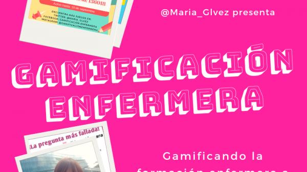 Gamificando la formación en RRSS, por @Maria_Glvez  María Galvez nos explica su experiencia con la Gamificación...