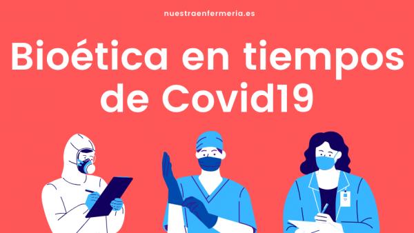 Bioética en tiempos del #Covid19